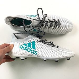 Adidas Men's X 17.3 Soccer Shoes 13 ART S82362